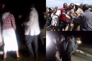 Jubilee MP's point-man savagely beaten in Nyeri (video)