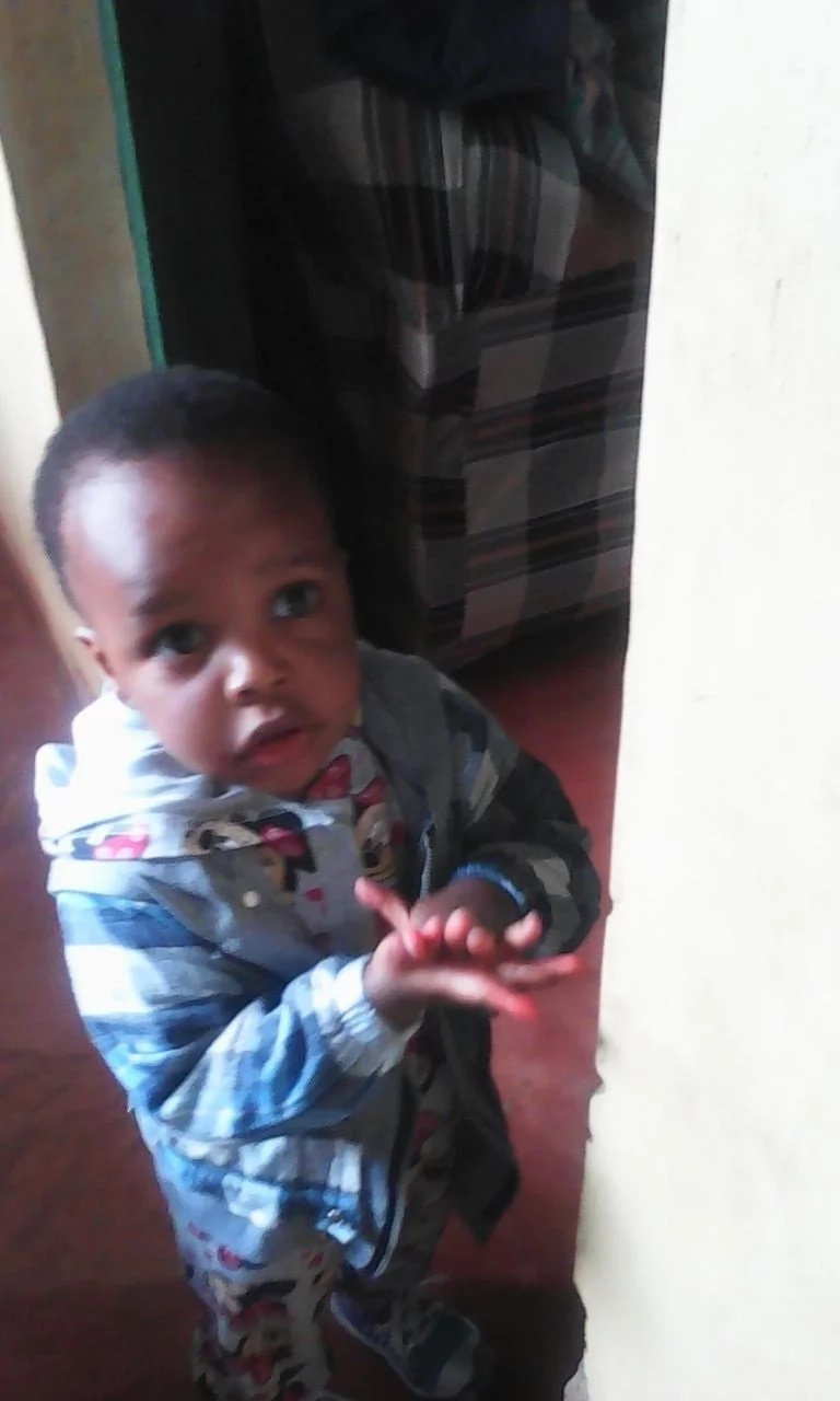 Beautiful 4-year-old soul stuck at Kenyatta National Hospital with parents for luck of medical funds