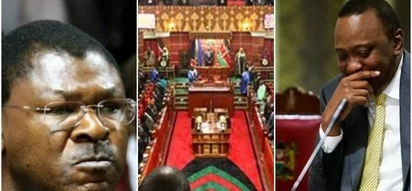 NASA MPs vow to skip Uhuru's first sitting in parliament