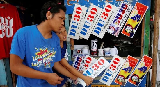 Palace cracks down on Du30 plates