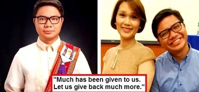 UP Law valedictorian delivered an inspiring speech during the commencement exercises! He spoke about gender, privilege and rule of law