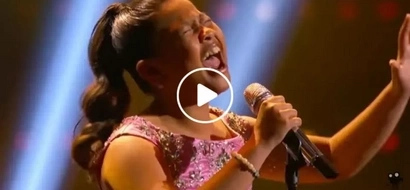 Elha Nympha wows Steve Harvey with 'Little Big Shots' performance, gets standing ovation from foreign audience
