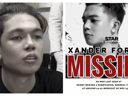 "Lost and Found! Xander Ford: ""Hindi po ako nawawala"""