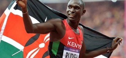 David Rudisha Dominates In Diamond League Win