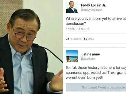 Tinapos nya ang laban! Brave netizen gets blocked by UN Ambassador Teddy Locsin after slamming him on Twitter