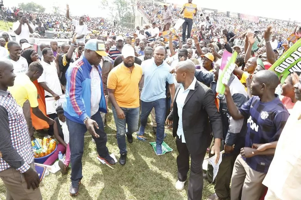 Joho is not done tiffing with Uhuru, yet