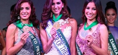 Parade of gowns: Miss Philippines Earth 2016
