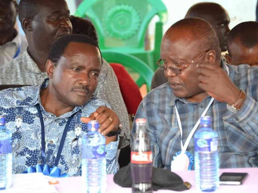 Johnstone Sakaja quits Finance committee