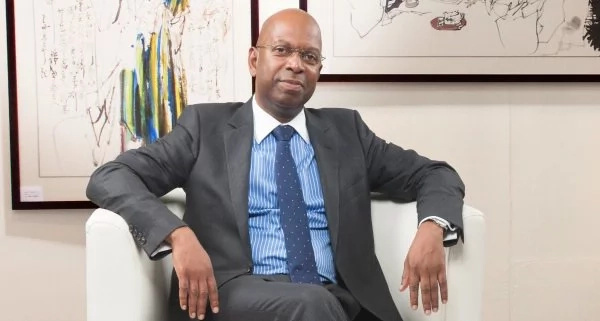 Bob Collymore is back, announces Sh55.29 billion profit