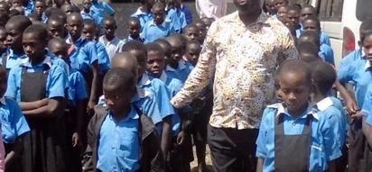 Awe-inspiring! Meet school dropout raking thousands through small scale farming