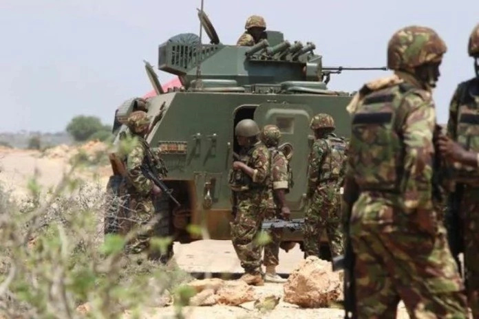 CONFIRMED: Number KDF soldiers killed in Sunday BOMB attack
