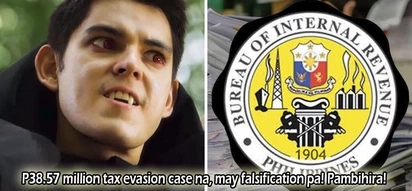 Tunay na 'adding insult to injury!' - BIR files falsification of public documents case against Richard Gutierrez