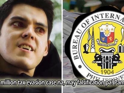 Tunay na 'adding insult to injury!' - BIR files falsification of public documents case against Richard Gutierrez