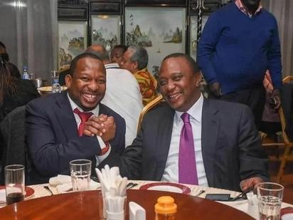 Sonko congratulates president Uhuru's Supreme Court victory