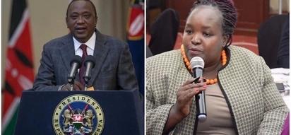 Women demand 7 slots in Uhuru's yet to be named cabinet