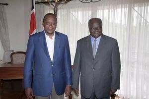 Jinsi rais mstaafu Mwai Kibaki alivyojaribu KUMPINGA Uhuru Kenyatta