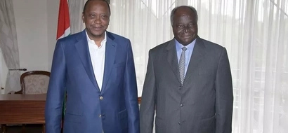 Mwai Kibaki gets more millions of shillings as part of retirement package