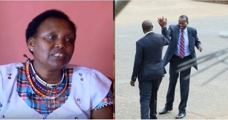 Mkewe Nkaissery atokwa machozi, akieleza kumhusu mumewe marehemu
