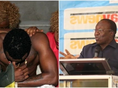 You are drunk with fame - Tanzania minister slams Diamond Platinumz