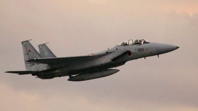 China criticizes scramble with Japanese jets over disputed territory