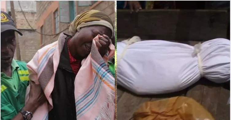 Kisii man returns home, wife welcomes him happily... but the worst happens at night
