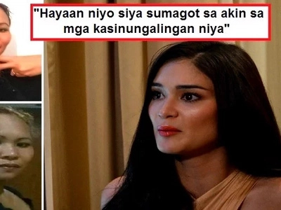 The war continues: Pinay partner of Pia Wurtzbach's German father slams the beauty queen again on social media