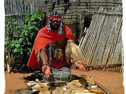 Drama as witchdoctor's skull mysteriously disappear from police station