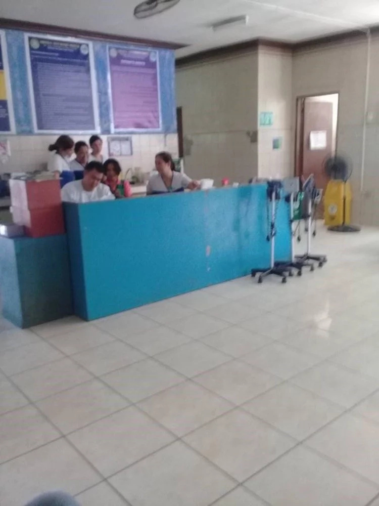 Patient expresses disappointment as hospital staff allegedly neglect him