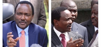Outrage as Kalonzo now nominates sister-in-law to senate