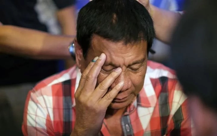 Duterte admits he cannot defeat drug menace in six months