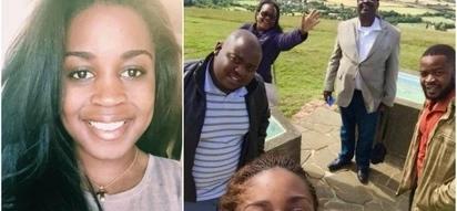 10 terrific photos of Musalia Mudavadi's hot daughter that have left men in limbo