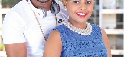 DJ Mo and Size 8's photos on Parents Magazine will just melt your heart with love