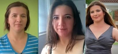 Increíble transformación de una mujer que sufrió de discriminación, tras la humillación cambió por completo