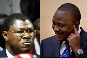 Wetangula's brother joins Jubilee