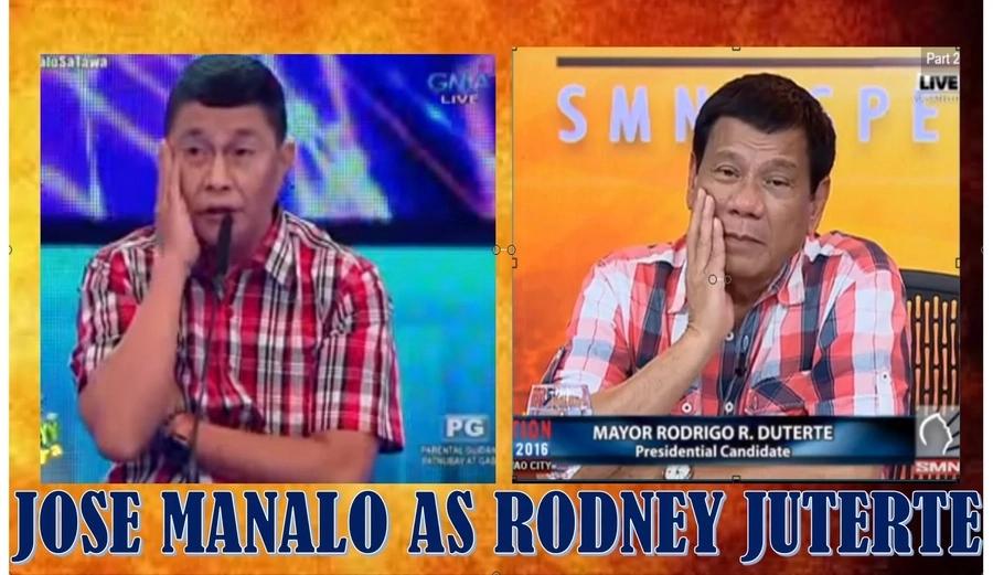 [WATCH VIDEO] Mayor Rodrigo Duterte parody