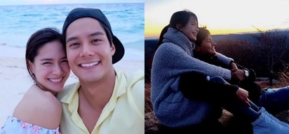 Inlababo talaga! Erich Gonzales expresses her undying love for Daniel Matsunaga through sweetest birthday greeting