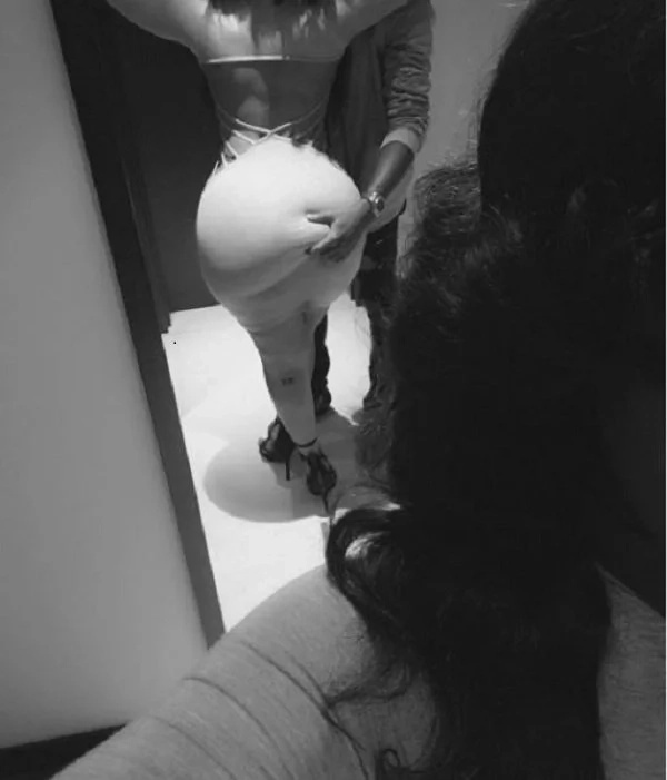 Vera Sidika gives us SEXY GOALS for DAYS!
