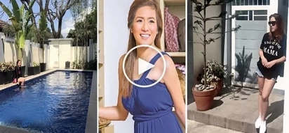 Take a look at these photos & video of Angeline Quinto's stunning house in Quezon City!