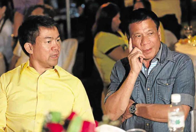 Pimentel wants con-con way to Rody's federal gov't