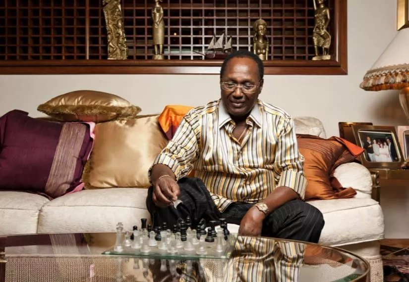 Chris Kirubi buys himself another super expensive ride