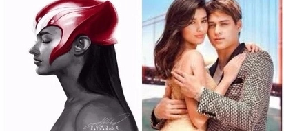 "Enrique Gil shared his thought about Liza Soberano's revealing costume for ""Darna"""