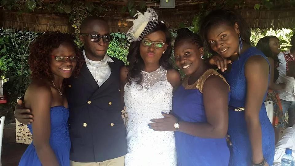 NTV reporter Mercy Juma pregnant