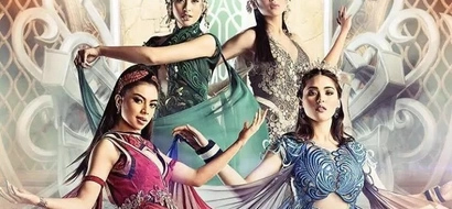 WATCH: Encantadia stars in ethereal designer gowns