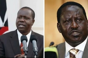 Raila is not qualified to be Kenya's president- Matiang'i