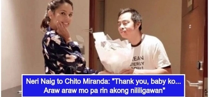 Ang haba ng hair! Chito Miranda gives an awesome Mother's Day experience for Neri Naig