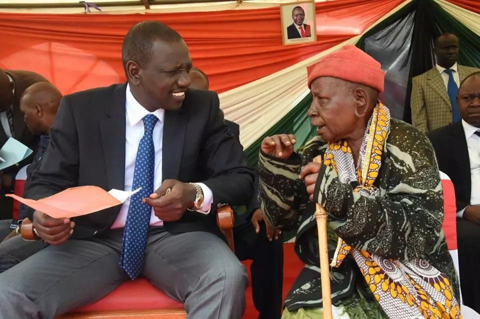 Mkenya amwandikia barua ya kuhofisha Naibu wa Rais William Ruto