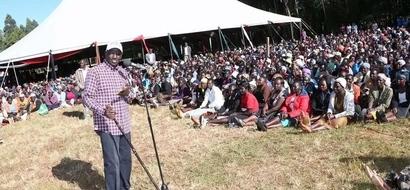 Decide Now, Ruto Tells Western Kenya Leaders