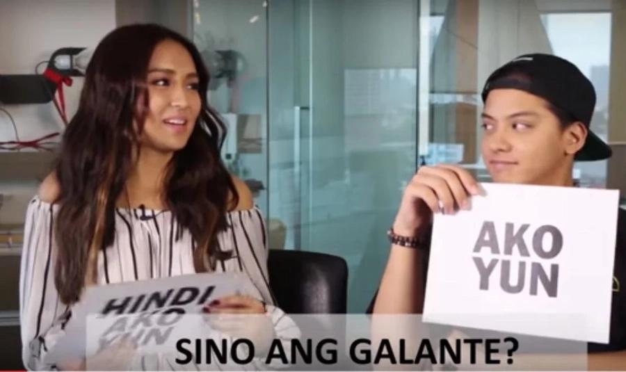 Kathryn Bernardo gets jealous with girls who flirt with Daniel