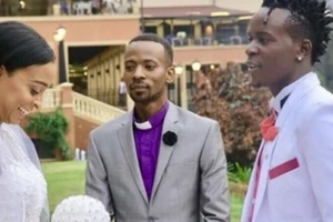 Willy Paul's 'Jamaican wedding' leaves fans confused (photos)