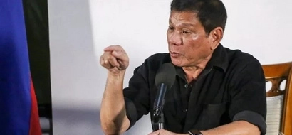 'Yung Norwegian, bayad na 'yon - Duterte